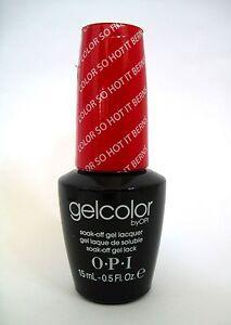 OPI GelColor Top Coat 0.5 oz #GC030