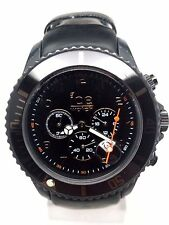 Ice-Watch Chrono - Matte Black - Big Men's watch #CH.BK.B.L.