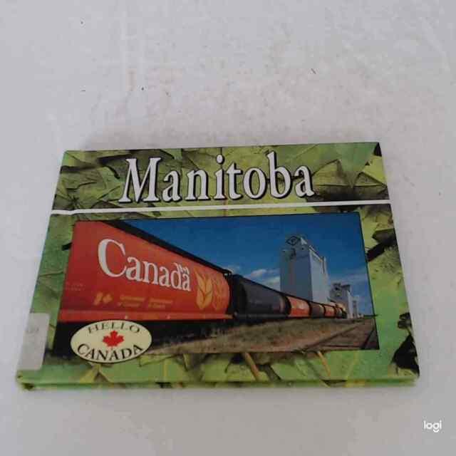 Manitoba by Sarah Yates. (1996, Hardcover).