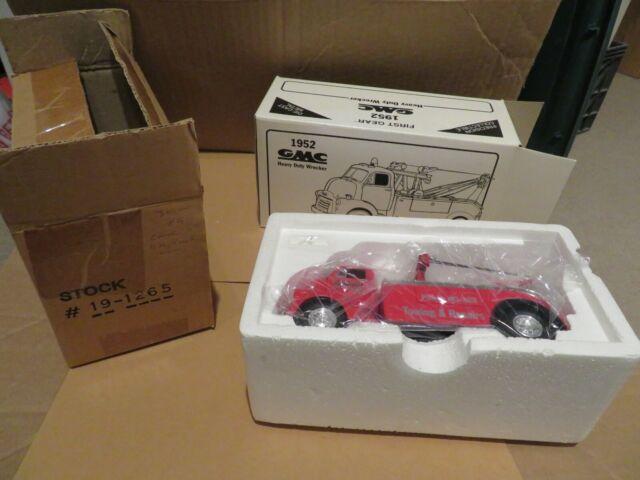 Hubbard Auto Center >> 1952 Gmc Heavy Duty Wrecker Hubbard Auto Center 1992 First Gear 1 34 Bh