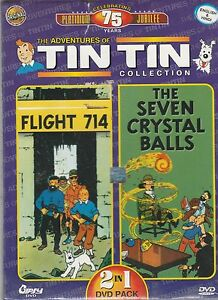 Image Is Loading Tin Flight 714 The Seven Crystal Balls