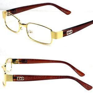 4e32541bea New Mens Womens DG Eyewear Clear Lens Frame Glasses Designer Fashion ...