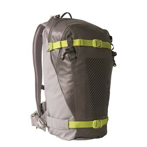 4a811fddd1ba adidas Terrex Freeride Unisex Grey Running Sports Backpack Rucksack Bag for  sale online