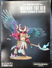 Warhammer 40K Horus Heresy MAGNUS THE RED Thousand Sons Daemon Primarch Tzeentch