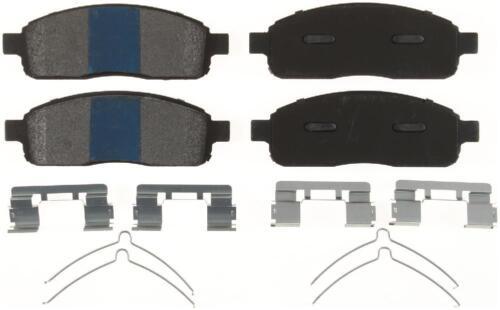 Disc Brake Pad Set-TitaniuMetallic II Disc Brake Pad Front Bendix MKD1083