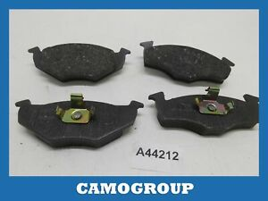 Pills Front Brake Pads Pad VOLKSWAGEN Golf Polo Wind Spinner