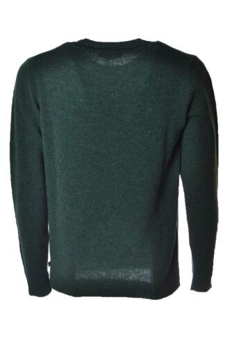 Crone Uomo 4242627a181753 Pullover Irish Verde HdEqHU