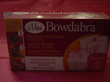 Mini Bowdabra - Bowmaking Made Easy