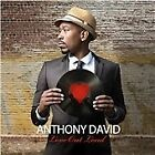 Anthony David - Love Out Loud (2012)