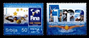 100 Ans Internat. Nage-association (fina). 1w+1zf. Serbie 2008-d (fina). 1w+1zf. Serbien 2008fr-fr Afficher Le Titre D'origine