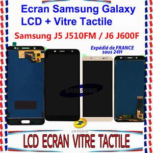 ECRAN-POUR-SAMSUNG-GALAXY-J5-J510FM-J6-SM-J600F-LCD-VITRE-TACTILE-AFFICHAGE