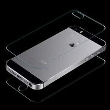 Tempered Glass LCD Screen Film Shatter & Scratch-Proof Protector Iphone 5 5S