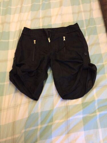 Black cotone Misto Marrcain Ladies lino New 14 Turn N3 in Tags 10 No di 12 Shorts Up pa7fwCdxaq
