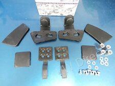 Genuine Audi TT TTRs 8J Coupe Parcel Shelf Luggage Cover Attachment Parts Kit