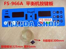 1pc Fs 966a Button Board Wind Speed Balancing Machine Key Board