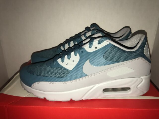 Nike Air Max 90 Ultra 2.0 Essential Smokey Blue Wolf Grey 875695 001 AC 11.5