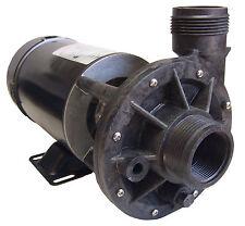 "Spa Hot Tub Pump - Aqua-Flo, FMHP, 1Hp, 1 Speed, 1.5 "" Side Discharge, 115Volts"