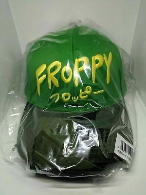Froppy Tsuyu Asui My Hero Academia MHA Snapback Cap Hat Cosplay Funimation