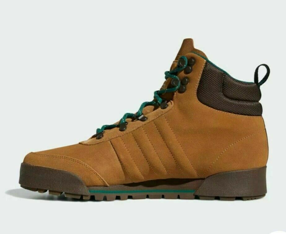 ADIDAS Men's JAKE black & green Blauvelt Sneakers Size 11