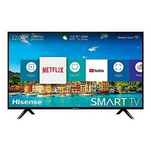 SMART-TV-HISENSE-32B5600-32-034-HD-LED-WIFI-ZWART