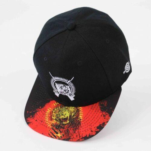 Zoonamo Tamil Eelam Snapback Cap Schwarz Kappe Baseballcap Full Cap WM EM Flagge