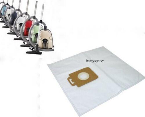 Dieci sacchetti per NILFISK EXTREME SERIE X210 X300 ad alta filtrazione per aspirapolvere