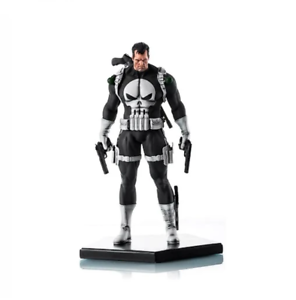 Iron Studios Original Punisher Art Scale 1//10 Marvel Justiceiro Collectible