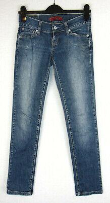 Replay WAITOM Reg Slim Fit  33 36 38  RRP £135 Burnt Orange Denim Jeans