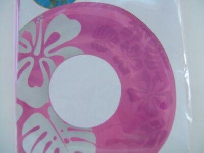 Tin bath//pool Enamel Pastel Pink Color cm.34 Diameter