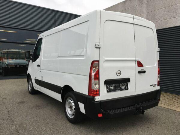 Opel Movano 2,3 CDTi 136 Van L1H1 - billede 2