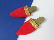 Vintage Barbie & Ken Little Theatre Arabian Knights #774 ~ Red Slippers Shoes