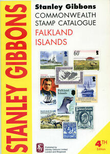 The Stanley Gibbons 2010 Falkland Islands stamp catalogue (2021/10/06#07)