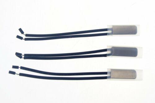 10PCS Bimetal 40 Celsius NO Temperature Control Switch Senser Thermostat KSD9700