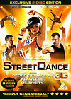StreetDance Double Pack (DVD, 2012, 2-Disc Set)