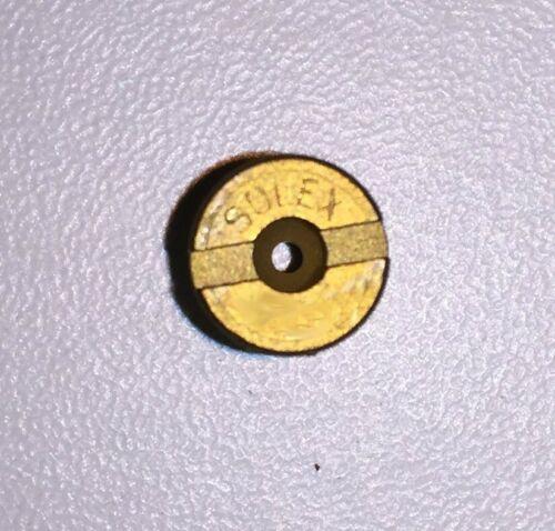 58450//130 pièce d/'origine Gicleur principal 130  carburateur SOLEX