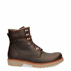 Panama Jack Herrenschuhe Barkley Shoes Stiefeletten Schuhe Braun Napa Marron