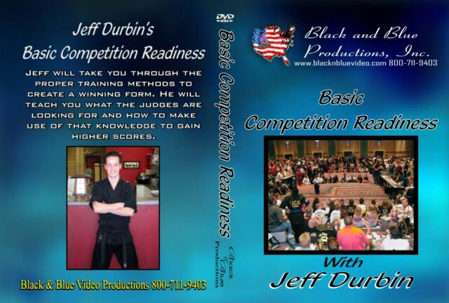 Competition Readiness with Jeff Durbin Instructional DVD