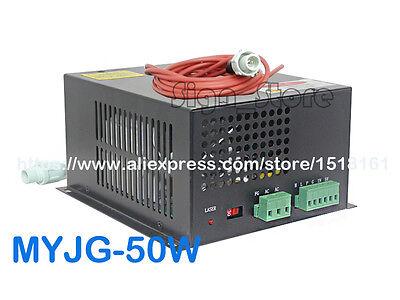 Business & Industrial Myjg-50w 220v/110v 50w Co2 Laser Power Supply Psu Diy Engraving Cutting Machine