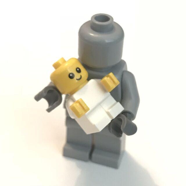 Lego City Baby Minifigure  60134  Brand New Unbuilt Mini Minifig Infant