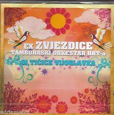 EX Zvjezdice CD Oj ticice Vijoglavka Tamburaski orkestar HRT-a Hrvatska Kroatien