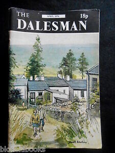THE-DALESMAN-Vintage-Yorkshire-Magazine-Illustrated-Local-History-April-1976