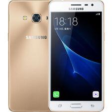 New Dual SIM Samsung Galaxy J3 Pro J3110 Unlocked 4G Smartphone 16GB Gold