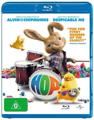 1 of 1 - Hop (Blu-ray, 2011) New and Sealed