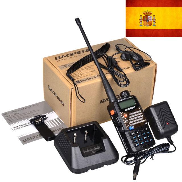 Baofeng UV-5RA+PLUS  émetteur récepteur radio double bande VFH/UFH fréquence