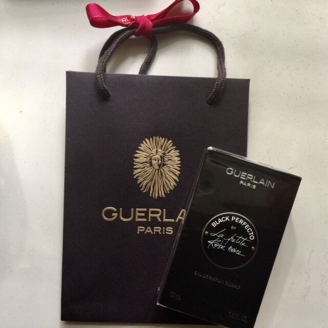 6f48328748c Authentic Guerlain Black Perfecto La Petite Robe Noire EDP 50ml From France  RARE for sale online