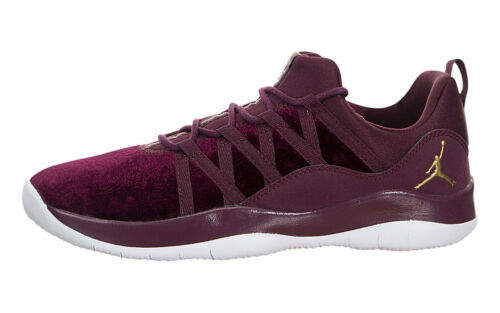 Air Jordan Deca Fly Prem HC GG # 845097 609 Velvet Burgundy Girls Sz 4-7
