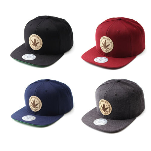 Unisex Mens Womens Premier Flipper Maple leaf Baseball Cap Snapback Hip-hop Hats