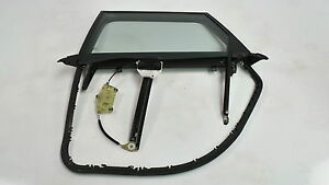 Audi-A6-4F-Fenster-Glas-Scheibe-hinten-links-HL-4F0-839-461-B-4F0839461B