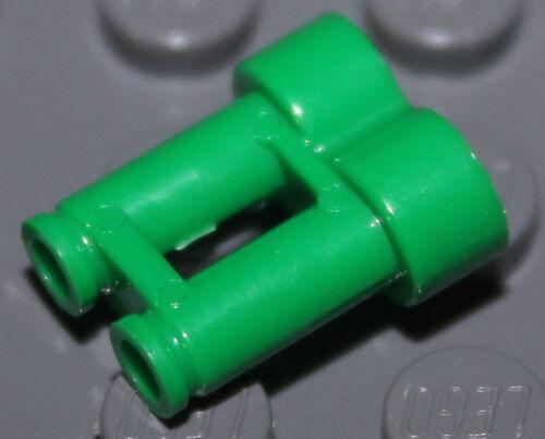 Lego 3x Green Binoculars Minifig Utensil NEW