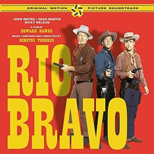 Rio Bravo + 8 Bonus Tracks (Original Soundtrack) [New CD] Spain - Import